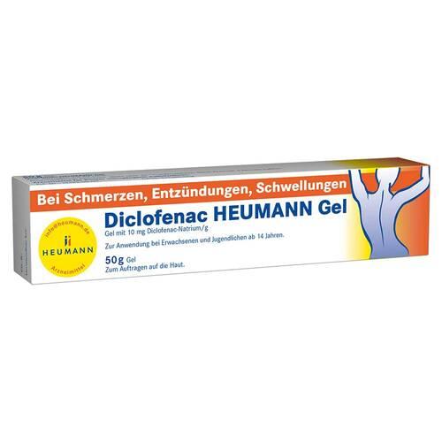 Diclofenac Heumann Gel - 1