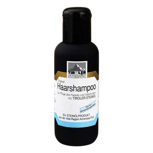 Tiroler Steinöl Haarshampoo - 1