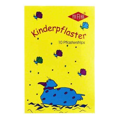 Kinderpflaster Ente 140012 - 1