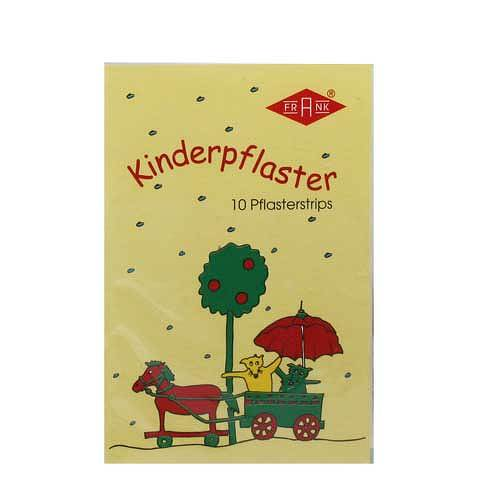 Kinderpflaster Wagen Mäuse 140015 - 1