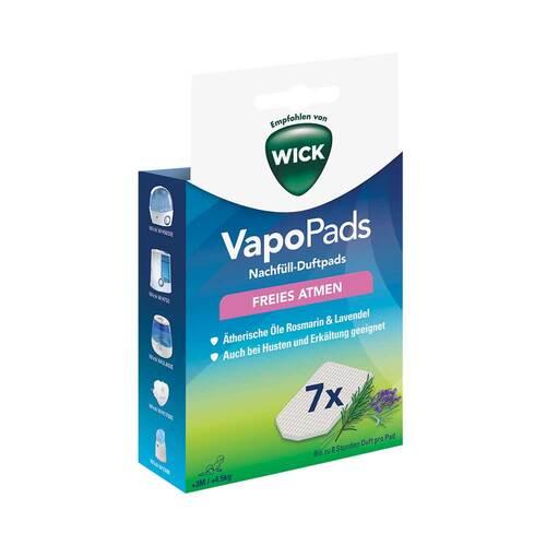 WICK Vapopads 7 Rosemarin Lavendel Pads WBR7 - 1