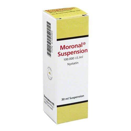 Moronal Suspension - 1