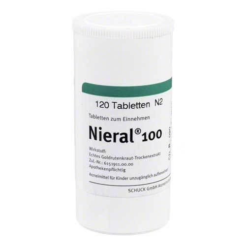 Nieral 100 Tabletten - 1