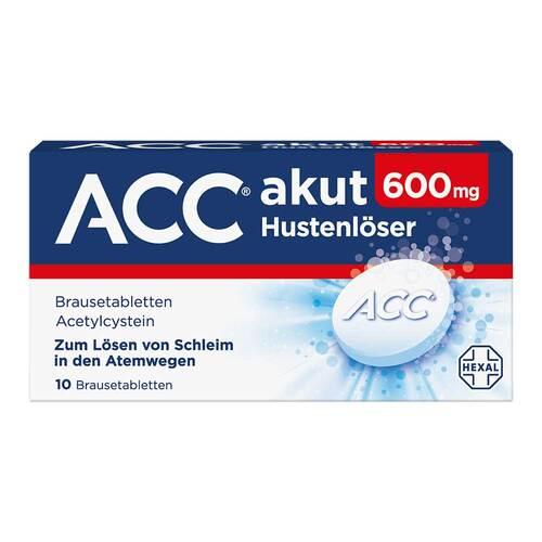 ACC akut 600 Brausetabletten - 1