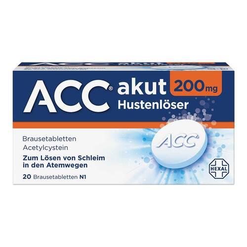 ACC akut 200 Brausetabletten - 1