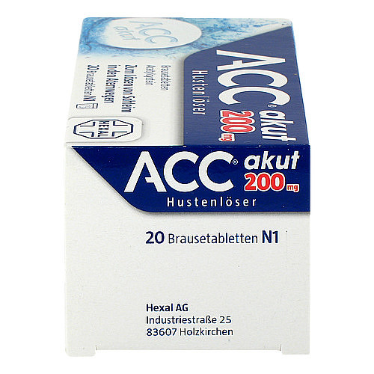 ACC akut 200 Brausetabletten - 3