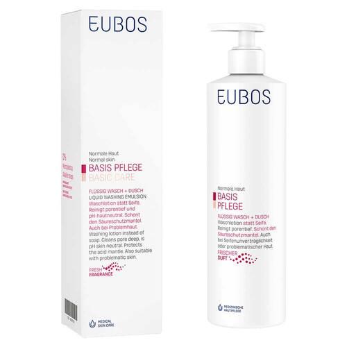 Eubos Flüssig rot mit Dosiersp.mit frischem Duft - 1