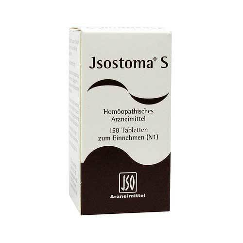 Jsostoma S Tabletten - 1