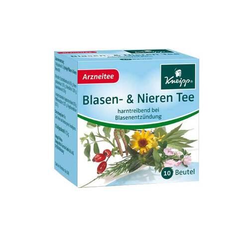 Kneipp Tee Blasen und Nieren Filterbeutel - 1