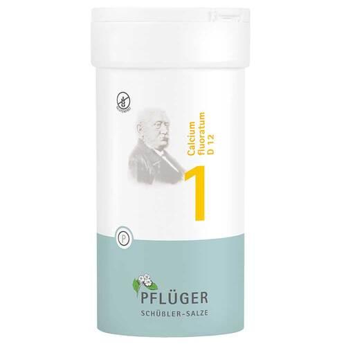 Biochemie Pflüger 1 Calcium fluoratum D 12 Tabletten - 1