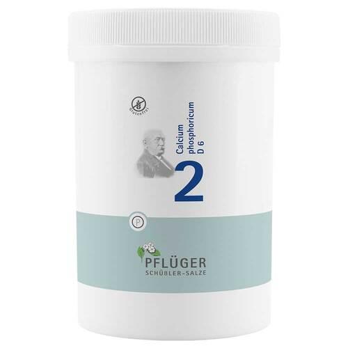 Biochemie Pflüger 2 Calcium phosphoricum D 6 Tabletten - 1