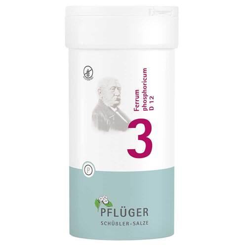 Biochemie Pflüger 3 Ferrum phosphoricum D 12 Tabletten - 1