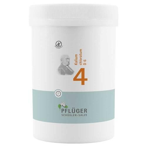 Biochemie Pflüger 4 Kalium chloratum D 6 Tabletten - 1