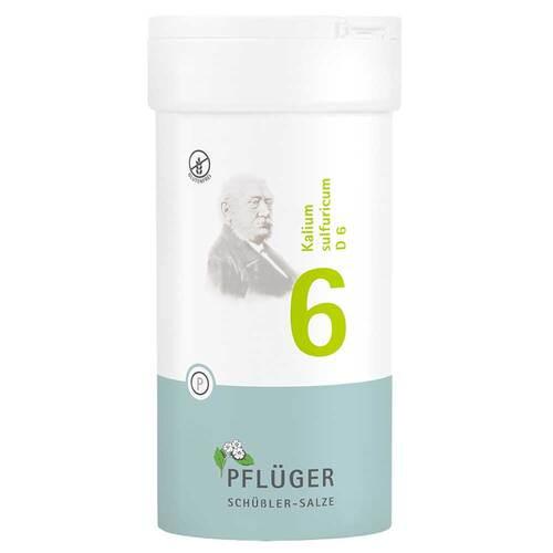 Biochemie Pflüger 6 Kalium sulfuricum D 6 Tabletten - 1
