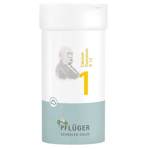 Biochemie Pflüger 1 Calcium fluoratum D 12 Pulver - 1