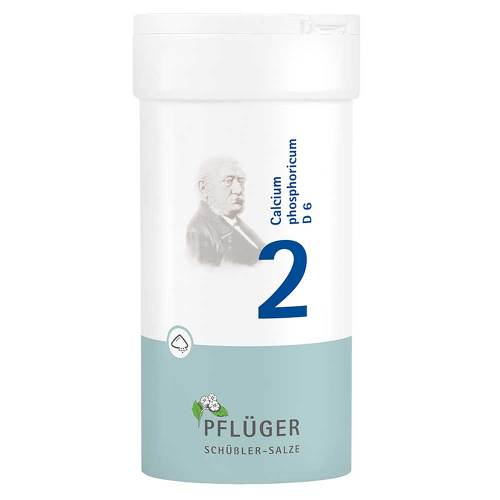Biochemie Pflüger 2 Calcium phosphoricum D 6 Pulver - 1
