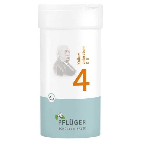 Biochemie Pflüger 4 Kalium chloratum D 6 Pulver - 1