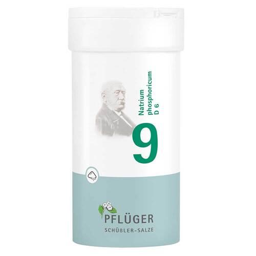 Biochemie Pflüger 9 Natrium phosphoricum D 6 Pulver - 1