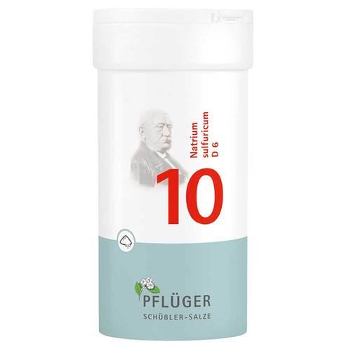 Biochemie Pflüger 10 Natrium sulfuricum D 6 Pulver - 1