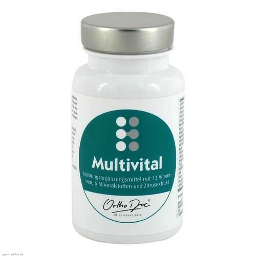 Orthodoc Multivital Kapseln - 1