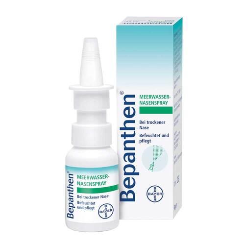 Bepanthen Meerwasser Nasenspray - 1
