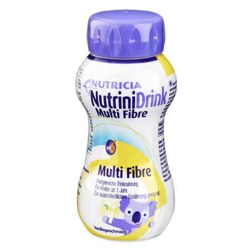 Nutrini Drink Multi Fibre Vanillegeschmack - 1
