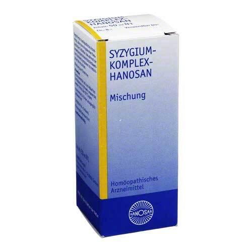 Syzygium Komplex Hanosan flüssig - 1