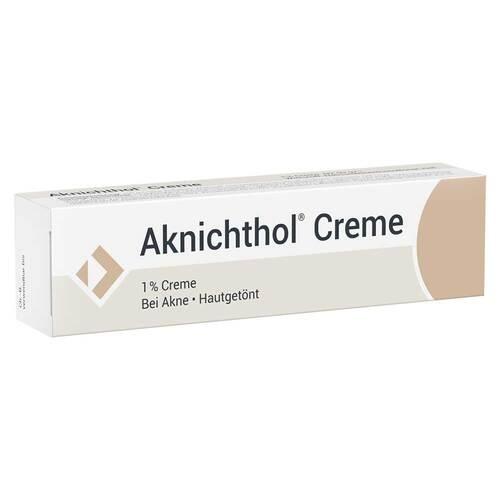 Aknichthol Creme - 1