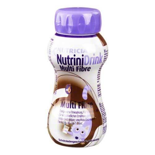 Nutrini Drink Multi Fibre Schokaladengeschmack - 1