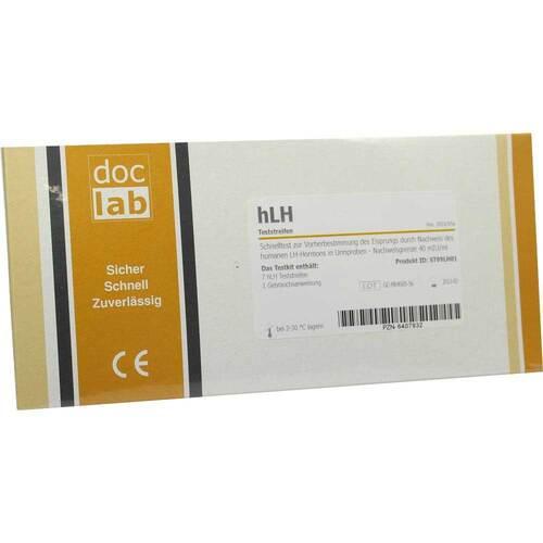 Ovulationstest Streifen Hlh - 1