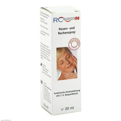 RC Pflege N Nasenspray - 1