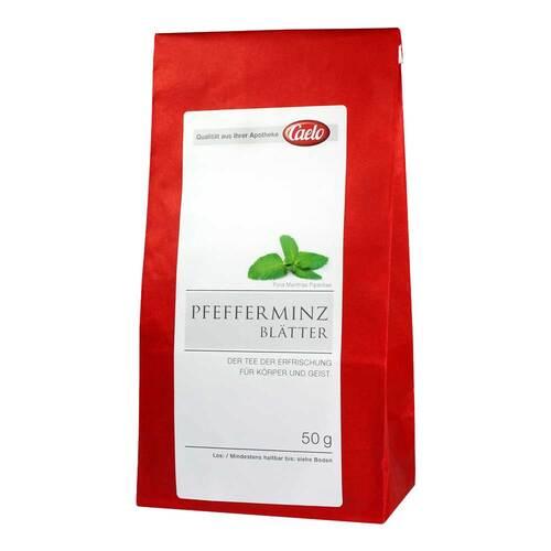 Caelo Pfefferminzblätter Tee HV Packung - 1