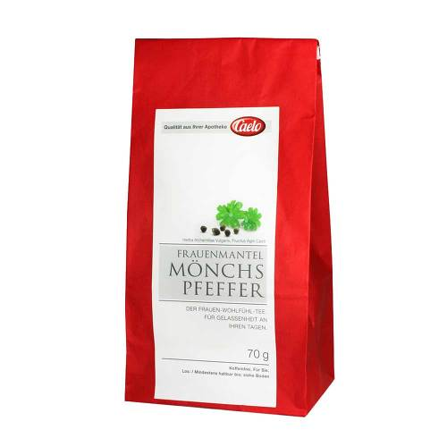 Caelo Frauenmantel Mönchspfeffer Tee HV Packung - 1