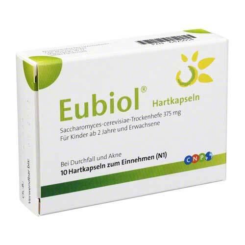 Eubiol Hartkapseln - 1