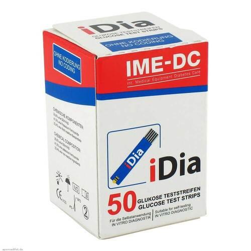 Ime DC Idia Blutzuckerteststreifen - 1