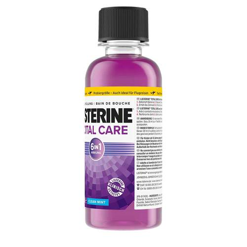 Listerine Total Care Lösung - 3