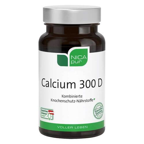 Nicapur Calcium 300 D Kapseln - 1