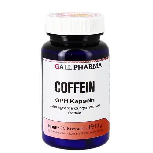 Coffein GPH Kapseln - 1