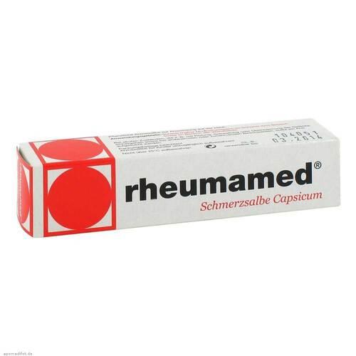 Rheumamed Salbe - 1