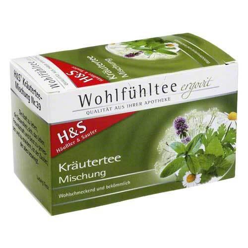 H&S Kräutertee Mischung Filterbeutel - 2
