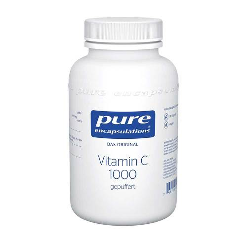 Pure Encapsulations Vitamin C 1000 gepuffert Kapseln - 1