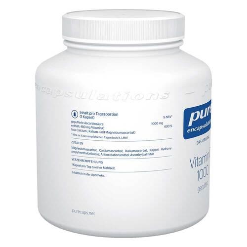 Pure Encapsulations Vitamin C 1000 gepuffert Kapseln - 3