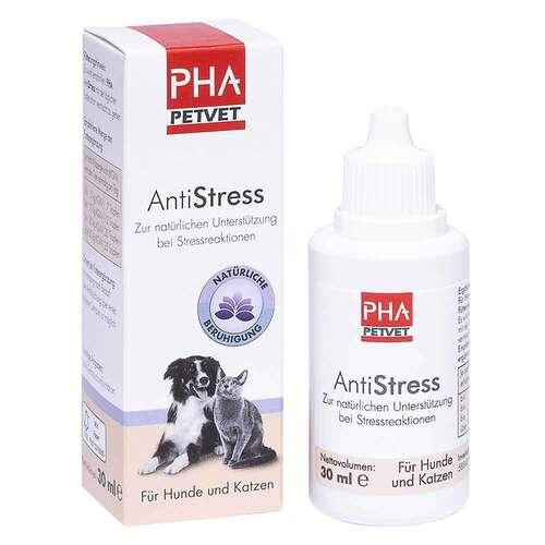 PHA Antistress für Katzen und Hunde Tropfen - 1
