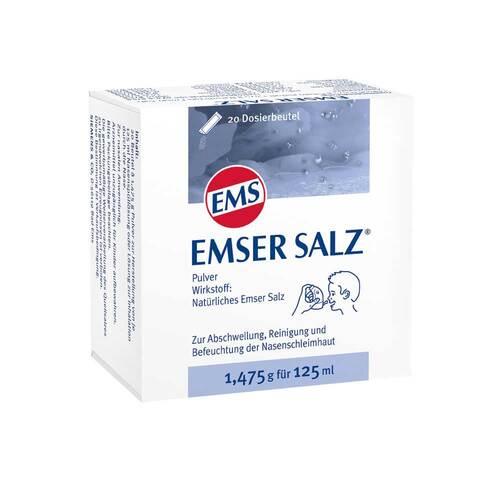Emser Salz 1,475 g Pulver - 1