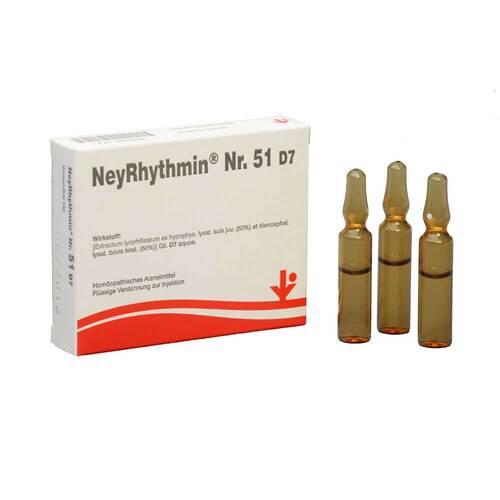 Neyrhythmin Nr.51 D 7 Ampullen - 1