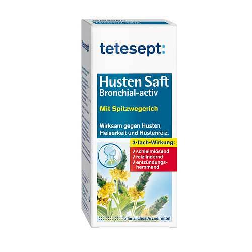 Tetesept Hustensaft Bronchial-activ - 1