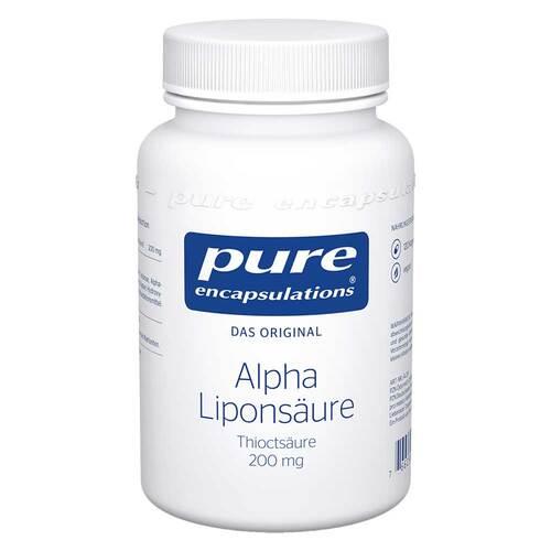 Pure Encapsulations Alpha Liponsäure Kapseln - 1