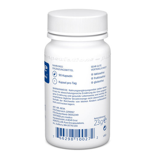 Pure Encapsulations Beta Carotin Kapseln - 2