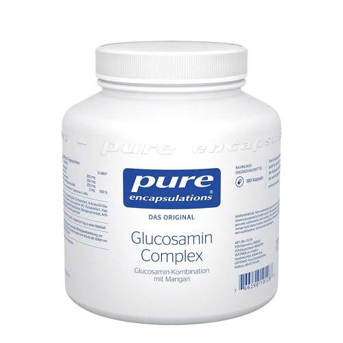 Pure Encapsulations Glucosamin Complex Kapseln - 1