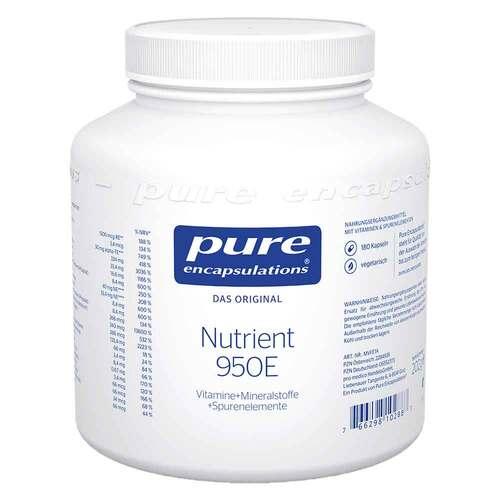 Pure Encapsulations Nutrient 950E Kapseln - 1